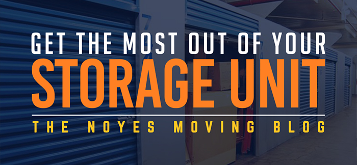 noyes self storage unit a